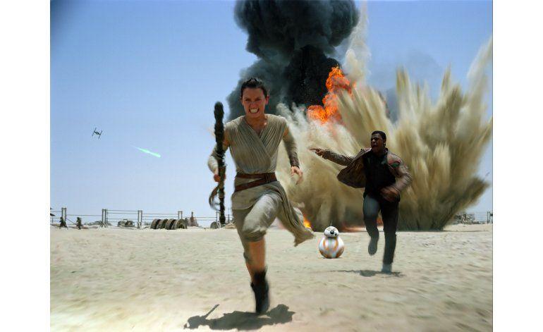 Star Wars encabeza lista de nominados a Premios MTV al Cine