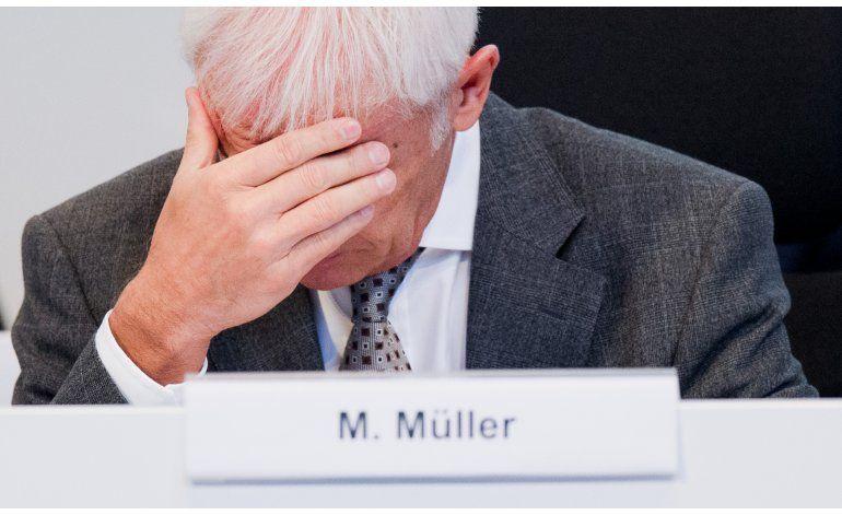 Ejecutivo de VW pide consideración a EEUU tras escándalo