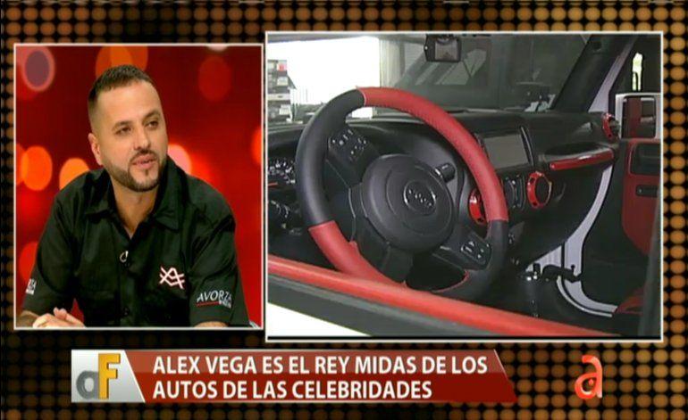 Entrevista exclusiva con Alex Vega el Rey Midas de los autos de peloteros cubanos en la MLB