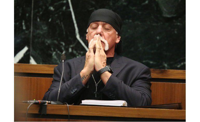 Emergen detalles explícitos en caso de Hulk Hogan