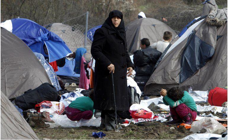 ONU critica plan europeo sobre migrantes