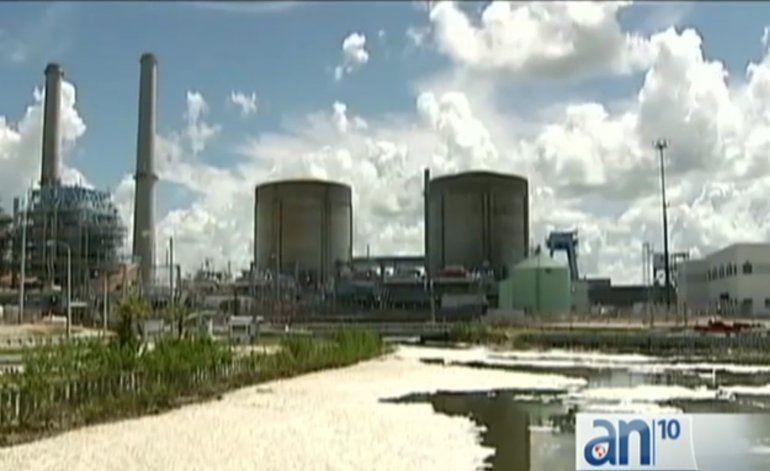 Una isótopo radioactivo ha sido encontrado en altos niveles en la bahía de Biscayne