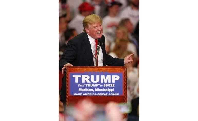 LO ÚLTIMO: Trump gana los caucus republicanos de Hawaii