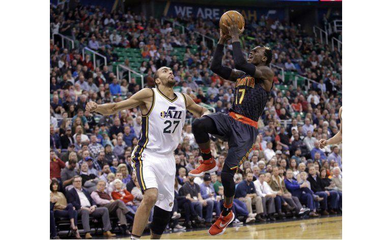 Con 24 de Teague, Hawks vencen a Jazz