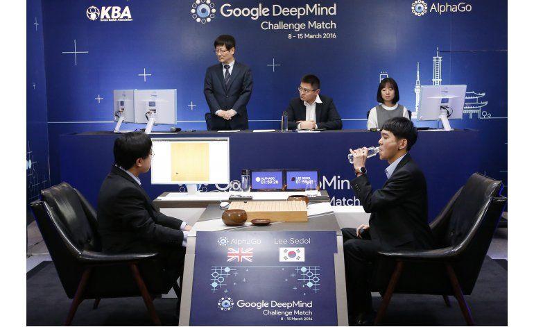 El software de Google derrota a campeón de go en 1er asalto