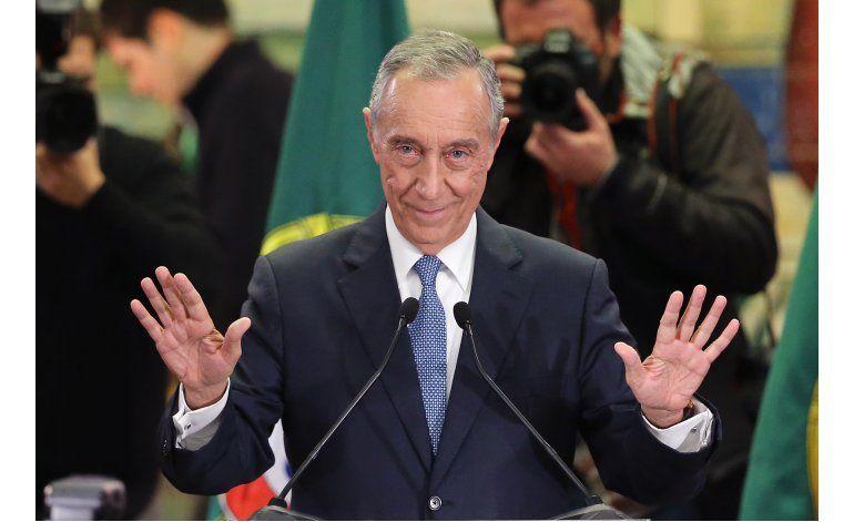 Presidente Portugal pide prudencia, crecimiento tras crisis