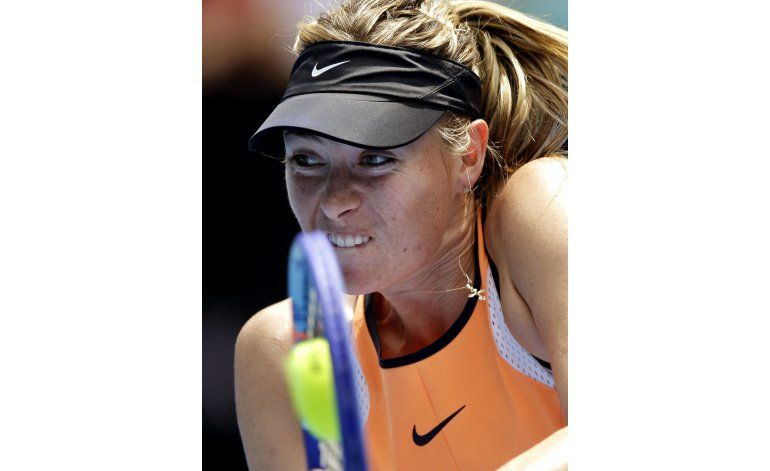 Kremlin dice que dopaje de Sharapova no refleja deporte ruso