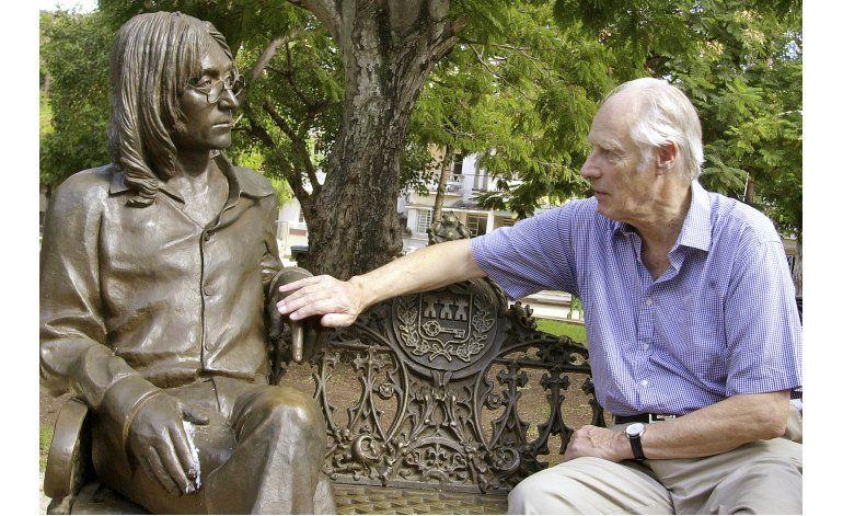Muere George Martin, el productor de los Beatles