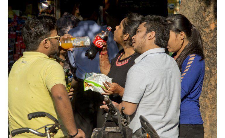 India: Casi se duplica el número de adolescentes obesos
