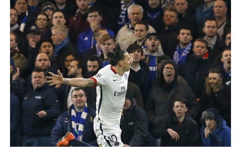 PSG elimina a Chelsea y avanza en Liga de Campeones