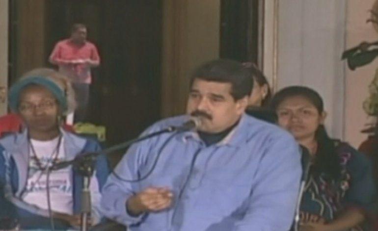 Se concreta la posibilidad de adelantar la salida de Nicolás Maduro