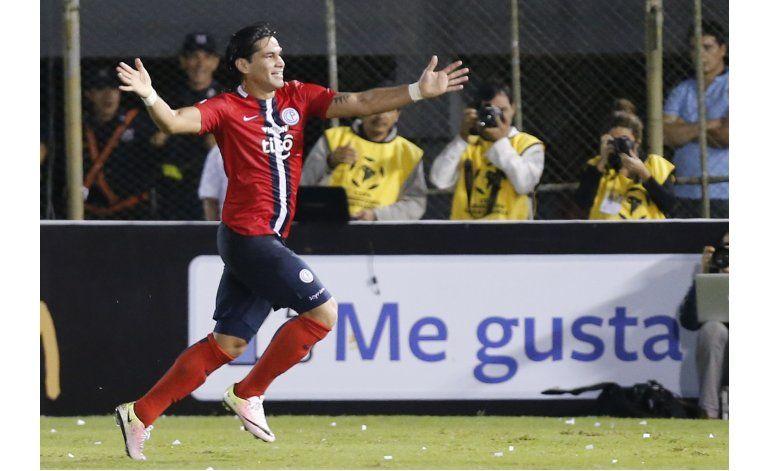 Libertadores: Cerro Porteño remonta y vence a Corinthians