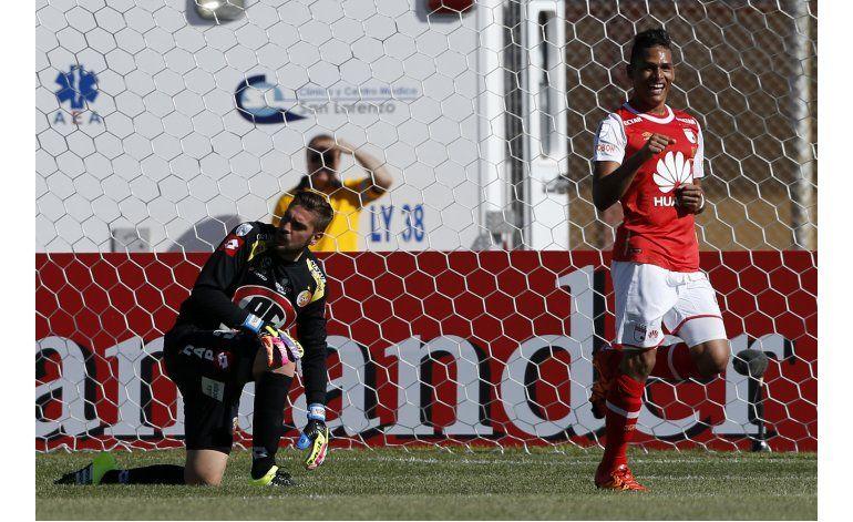 Libertadores: Santa Fe logra 1ra victoria, ante Cobresal