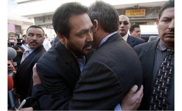 Guatemala: Envían a prisión a expresidente de Congreso