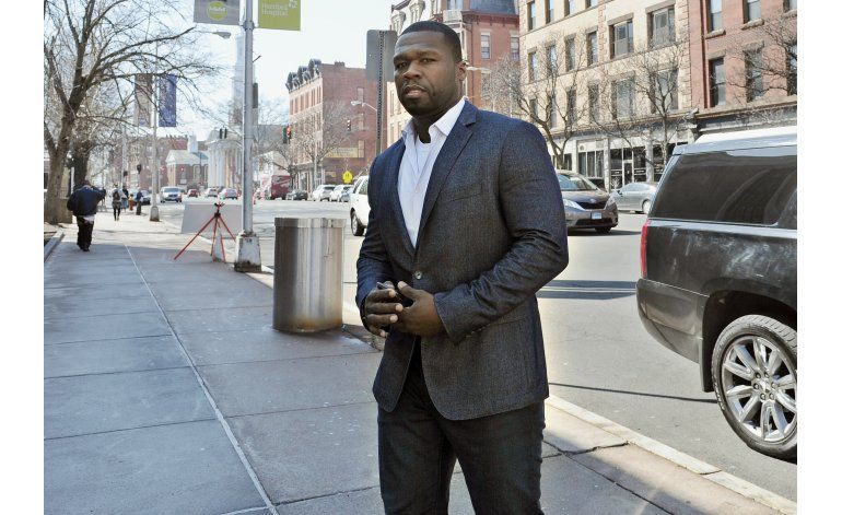Funcionario pide revisión de activos de 50 Cent