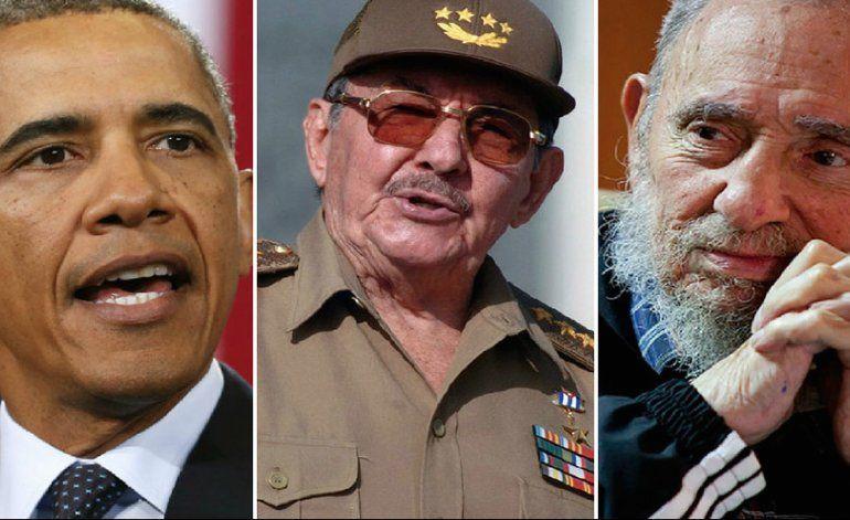 La Casa Blanca descarta completamente reunión de Obama con el dictador Fidel Castro