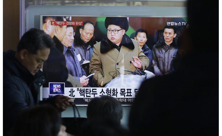 Seúl: Norcorea lanzó dos misiles de corto alcance