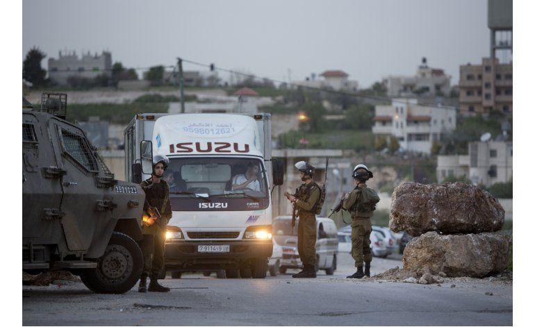 Israel investiga tiroteo policial de agresor palestino