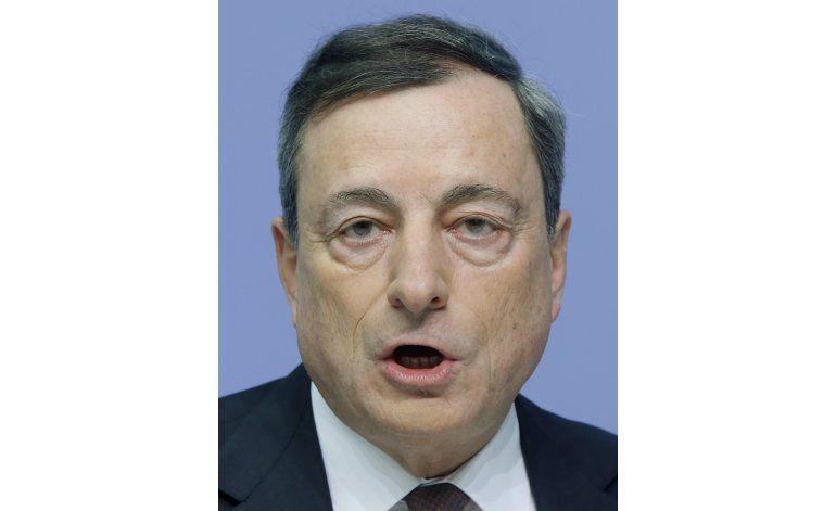 Banco Central Europeo anuncia medidas de estímulo económico