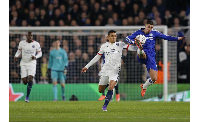 Hazard simboliza declinación de Chelsea en la campaña