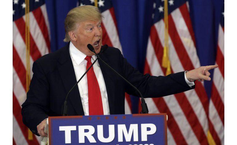La transformación de Trump en un candidato en serio