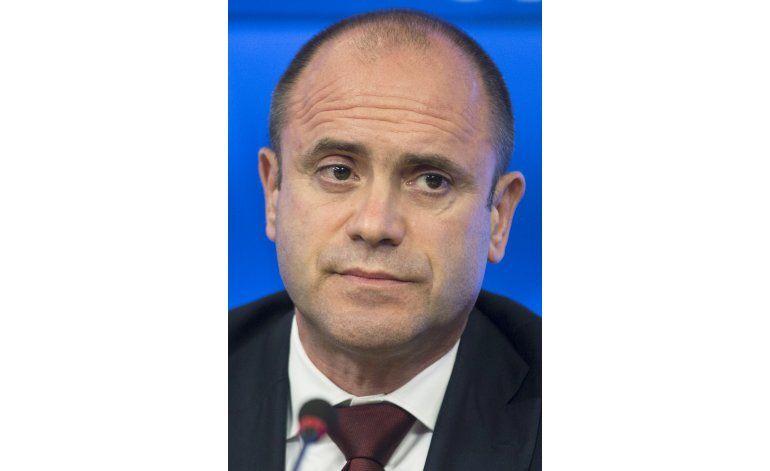 Canciller ruso cuestiona prohibición de meldonio
