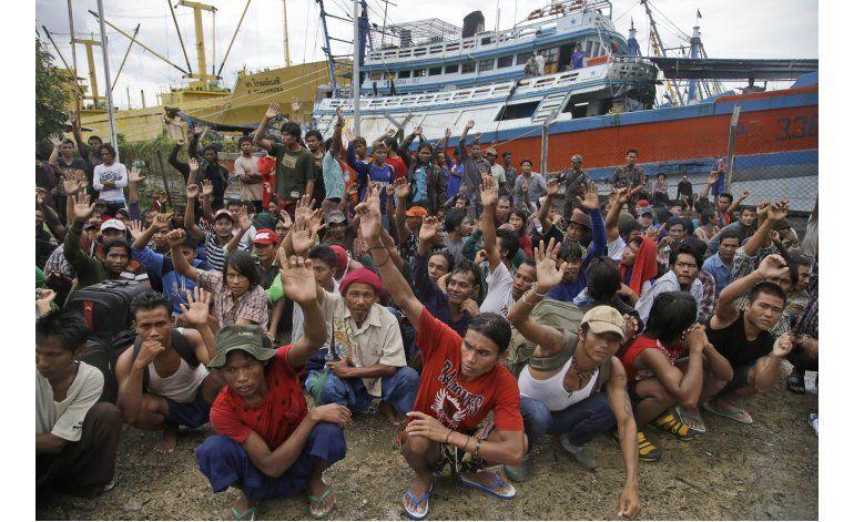 Indonesia: Condenan a 8 hombres por esclavizar pescadores