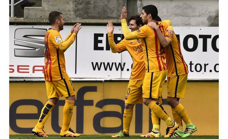 Inicia la cuenta regresiva para Barcelona