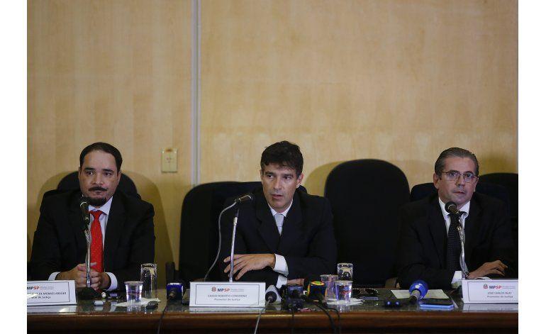 Fiscalía acusa a expresidente de Brasil de lavado de dinero