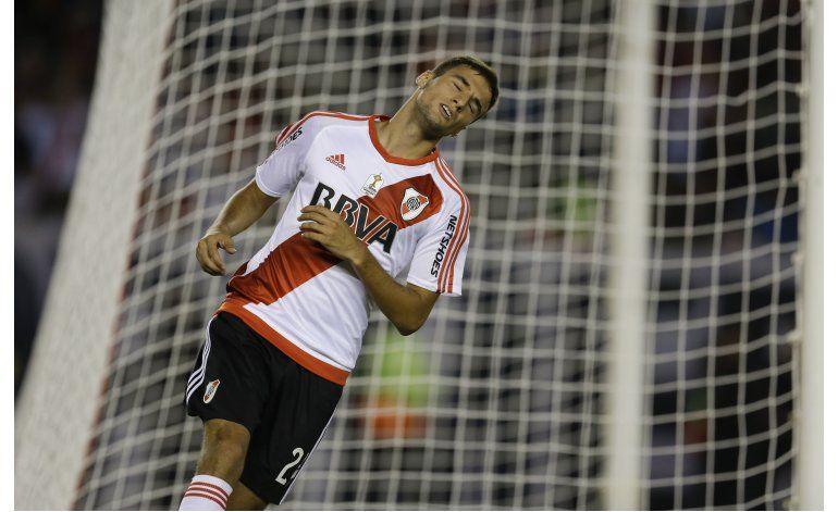 Libertadores: River empata con Sao Paulo; es 2do en su grupo