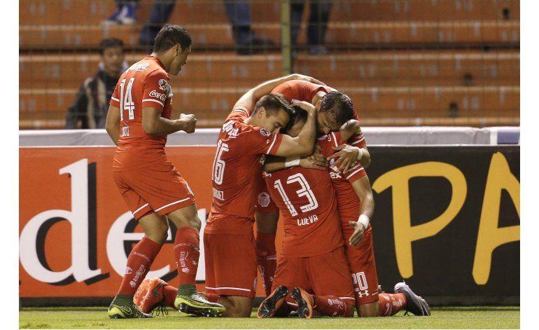 Libertadores: De visita, Toluca derrota 2-1 a Liga de Quito