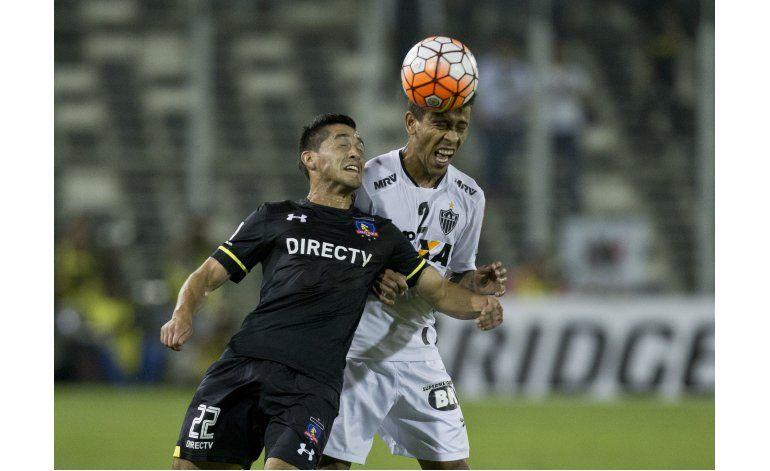 Libertadores: Colo Colo y Mineiro empatan, en el Grupo 5