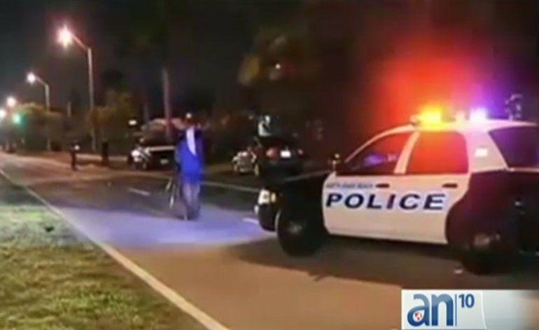 Policía busca a conductor que se dio a la fuga tras atropellar a una mujer