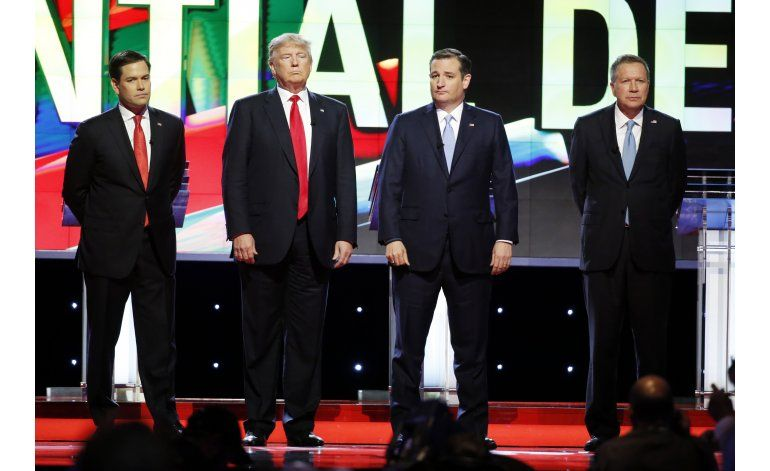 LO ULTIMO: Trump dispuesto a negociar acuerdo con palestinos