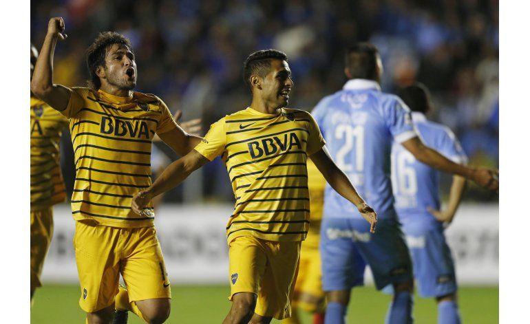Libertadores: Empate agónico de Boca ante Bolívar en La Paz
