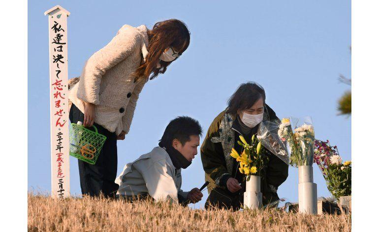 Cifras del quinto aniversario de tsunami en Japón