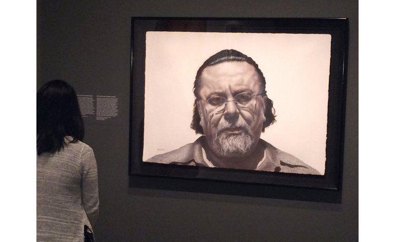 Tres artistas hispanos exhiben retratos en el Smithsonian