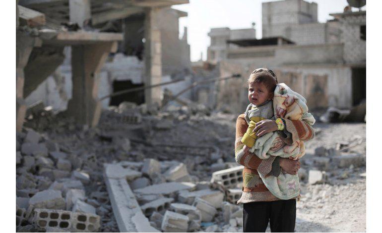 Grupos sirios de oposición asistirán a conversaciones de paz