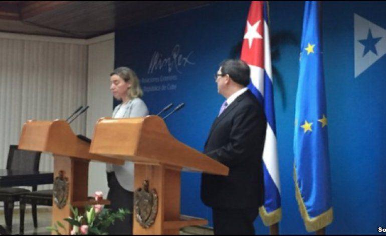 Cuba y la Unión Europea sellan histórico acuerdo