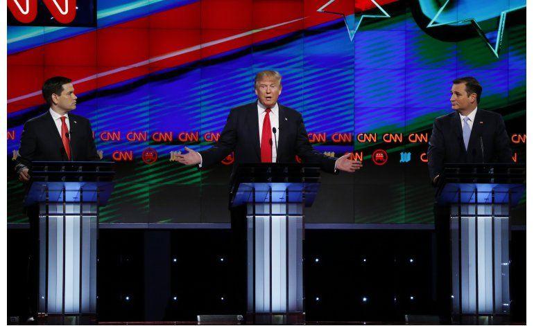 Trump y Rubio batallan por voto hispano en Florida
