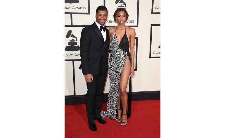 Russell Wilson y Ciara están comprometidos