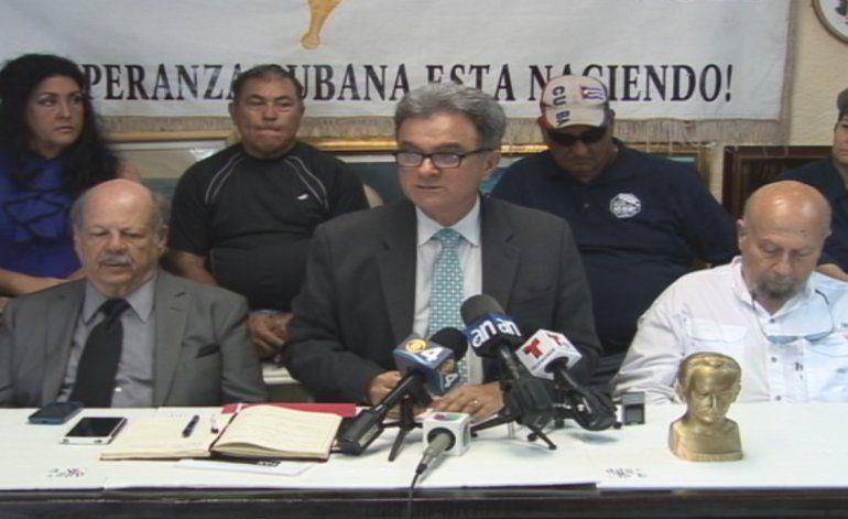 Movimiento Democracia busca autorización para entrar a aguas nacionales cubanas