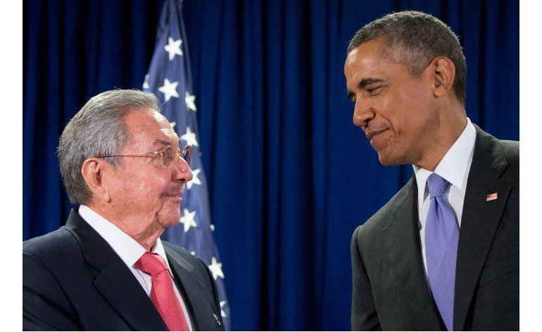 Opositores rechazan la visita de Obama y dicen que busca solidificar futuros negocios con el régimen