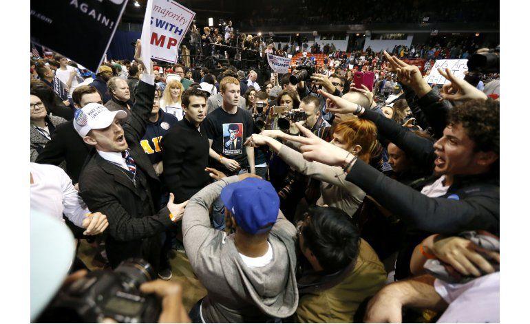 LO ULTIMO: Cruz critica a Trump por protesta en Chicago