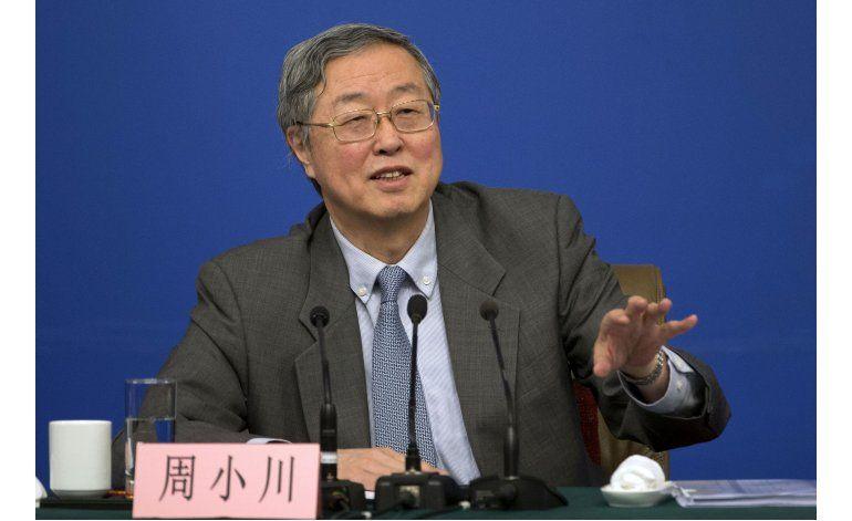 Responsable financiero: China alcanzará crecimiento previsto