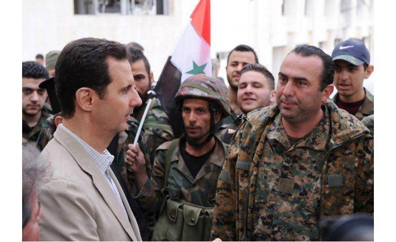 Tras cinco años, la guerra siria alcanza un punto crítico