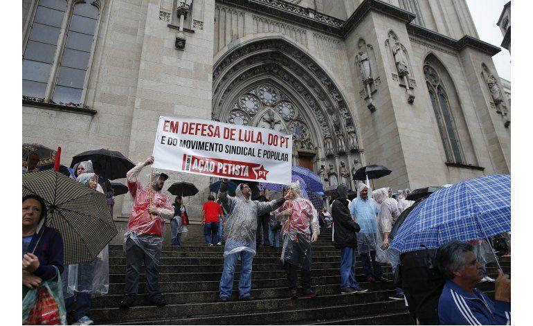 Aumentan tensiones en Brasil en víspera de manifestaciones