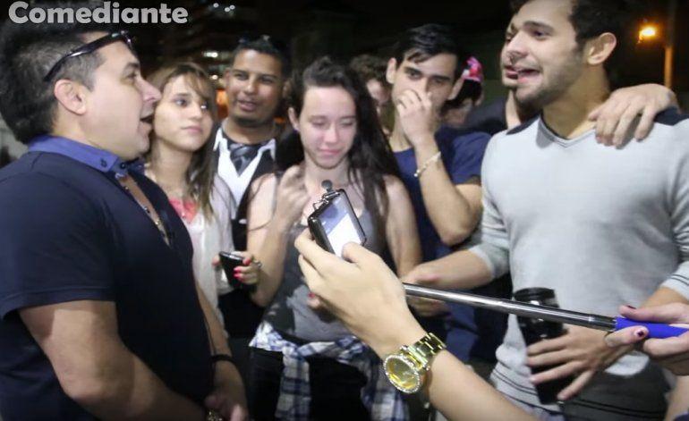 Humor con: Robertico El Malecón de fiesta con DJ Diplo