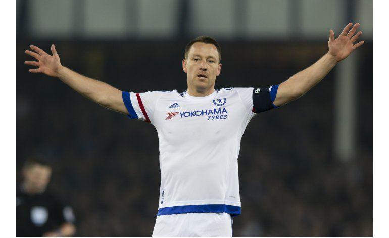 Chelsea se despide de la Copa FA