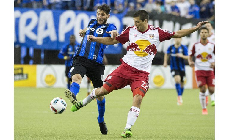 MLS: Argentino Piatti aporta en goleada de Montreal ante NY